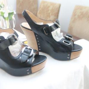 Via spiga - Genuine Leather Platforms